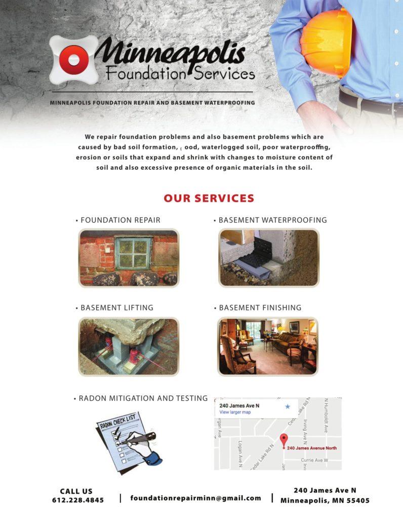 concrete services Minnesota