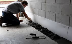 how to do basement waterproofing yourself